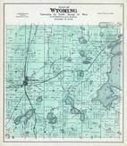 Wyoming Township, Deer Garden, Green Lake, Chisago County 1888